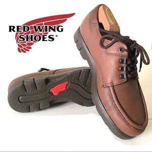 Red Wing Classic Oxford Conductive Safety Shoes 8